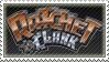 Ratchet and Clank Stamp by nakashimariku