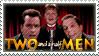 Two and a Half Men Stamp by nakashimariku