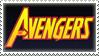 Avengers Stamp by nakashimariku