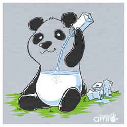 Panda in my FILLings by AlbertoArni