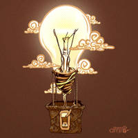 Aerostatic Bulb by AlbertoArni