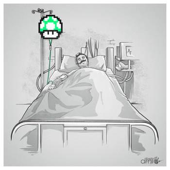 Intensive Care Unit by AlbertoArni