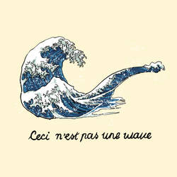 Ceci n'est pas une wave by AlbertoArni