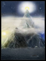 Silmarillion: Taniquetil by LadyElleth