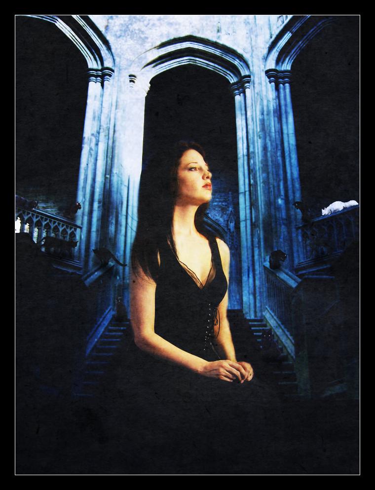 LotR: Queen Beruthiel by LadyElleth