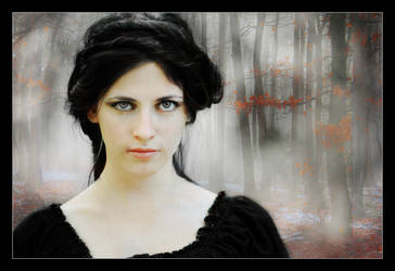 Silmarillion: Morwen Elfsheen by LadyElleth