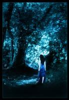 Silmarillion: Watching Luthien by LadyElleth