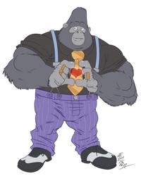 Barry - 'Big Daddys' Driver by DaBoz