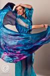 Teal Belly Dancer by Zulma-san