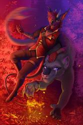 Malicious spirits by LewixX