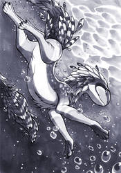 Underwater by LewixX