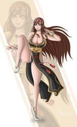 SFV: Chun-Li by Takilmar
