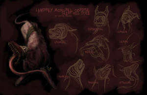 LampreyMongrelCorpseExpression by wishing4acloudyday