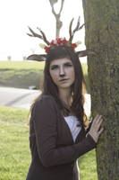 Deer makeup by Andivicosplay