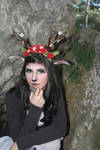 Deer makeup by Andivicosplay