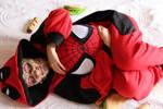 Deadpool kigurumi by Andivicosplay
