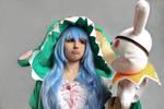 Yoshino cosplay by Andivicosplay
