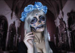 Catrina makeup by Andivicosplay
