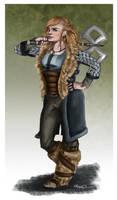 If I was a dwarf.... by RachelleFryatt