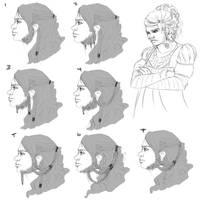 Pick a beard! by RachelleFryatt
