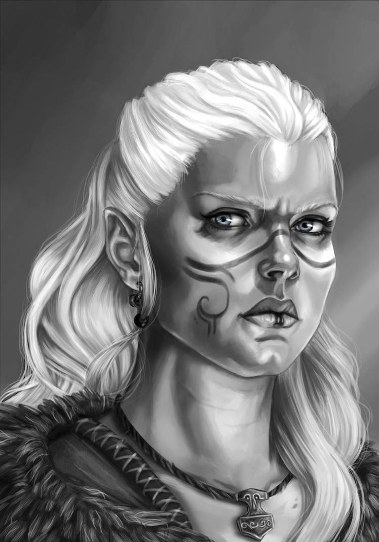 The Battle Queen by RachelleFryatt
