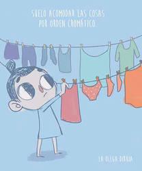 Mi obsesivo compulsivo by Laollga