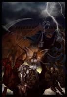 the four horsemen by poisonmilow