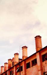 Chimney pot by Amelie0