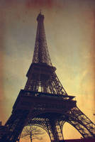 TourEiffelVintage by Amelie0