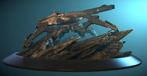 UE tank screen 3 by phongshader