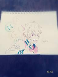 nagisa FREE by miathekill