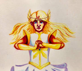 Princess of Power by luna212