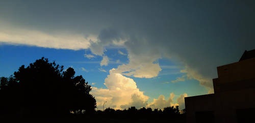 Clouds #9303 8/10/18 by KeithPurtell