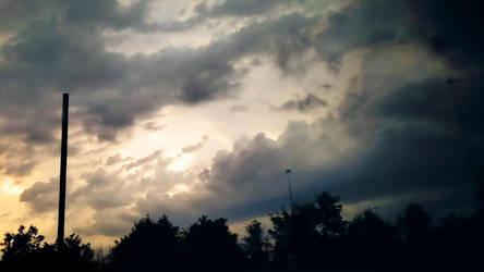 Rain #9338 8/16/18 by KeithPurtell