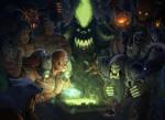 Hearthstone Warlords of Dreanor Fanart by IgorIvArt