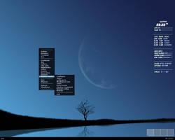 Fluxbox screenshot v4 by endel