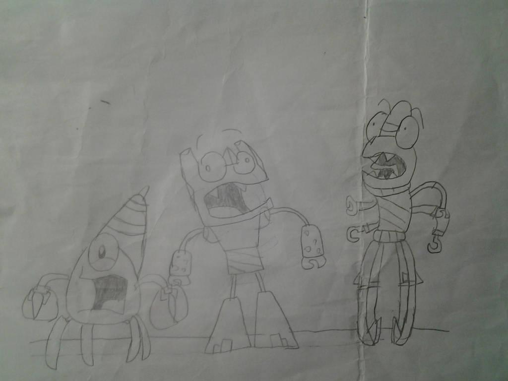 bubblenauts