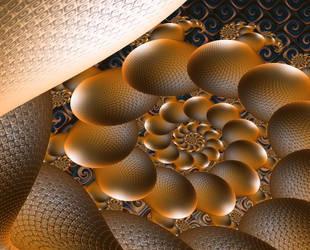 Golden Spiral by titiavanbeugen
