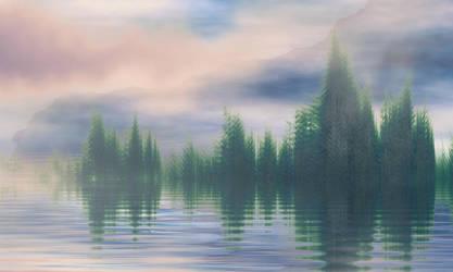 A quiet place by titiavanbeugen