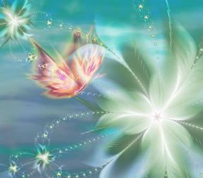 Dream of a Butterfly by titiavanbeugen