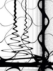 Calligraphical II by titiavanbeugen