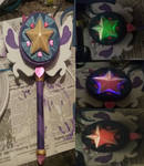 Svtfoe Star Butterfly Wand by MagicalGeek826