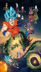 Dragon Ball Super Wallpaper Phone By Kamal By Kamal87malst3n On