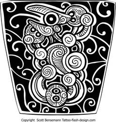 maori sleeve design1 by spunkymonkey