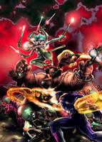New Mutants 65 tribute by SACARA9