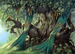 Bosk Banneret by RalphHorsley