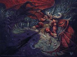 Cruel Ultimatum by RalphHorsley