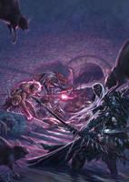 Heroes of Forgotten Kingdoms by RalphHorsley