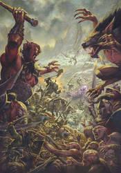 Kings of War by RalphHorsley