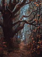 Bosk by RalphHorsley
